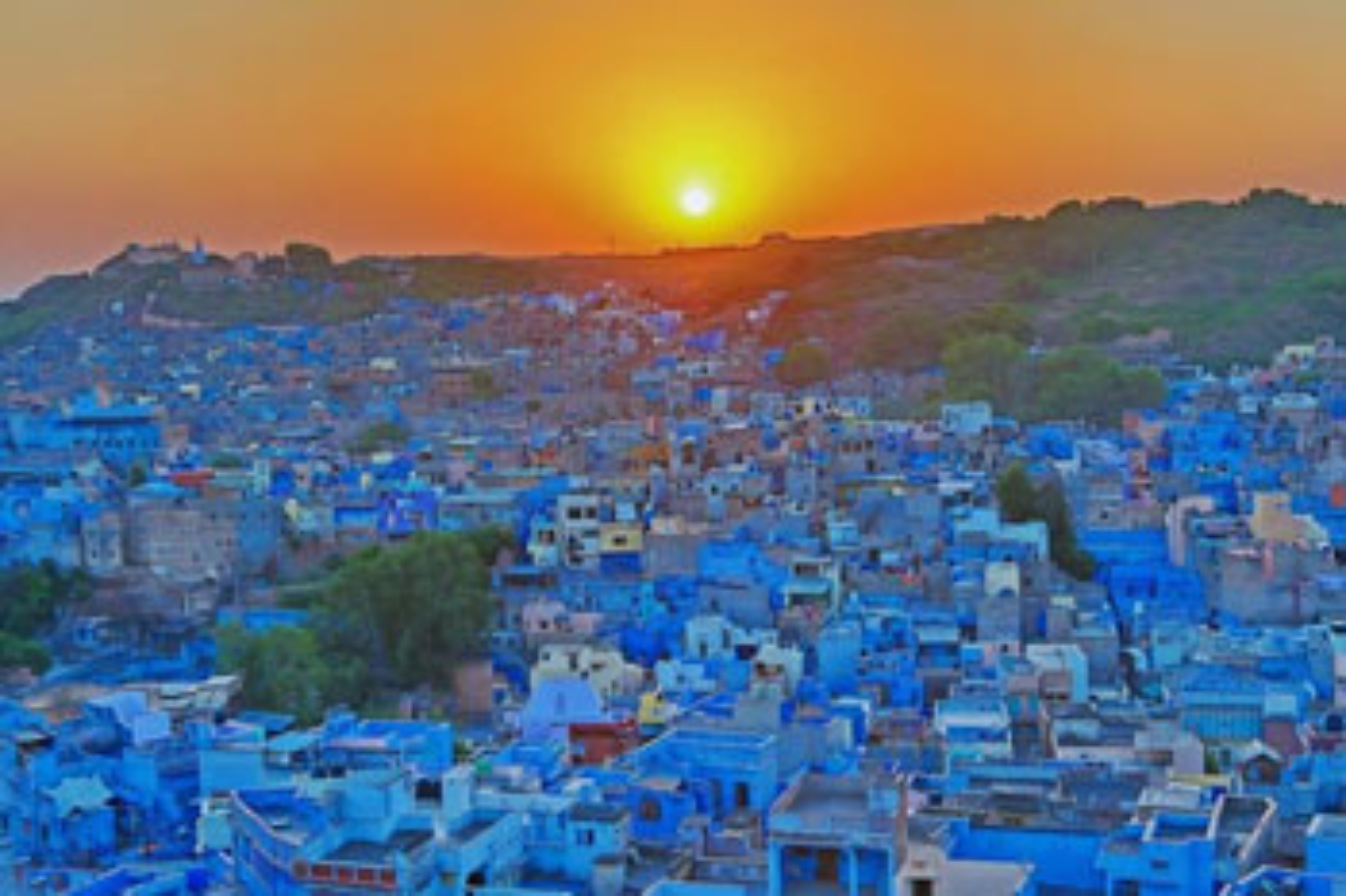 Jaodhpur - The Sun City