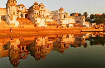 Pushkar - The Holy City